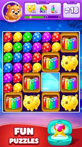 Jewel Match Blast - Classic Puzzle Games Free 1.3.2.2 screenshots 12