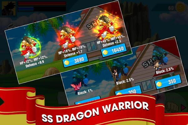 SS Dragon Warrior Fight Storm v1.1.3