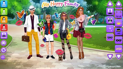 Superstar Family - Celebrity Fashion screenshots 12