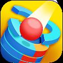 Tower Blast - Crash Stack Ball Through Helix 3D icon