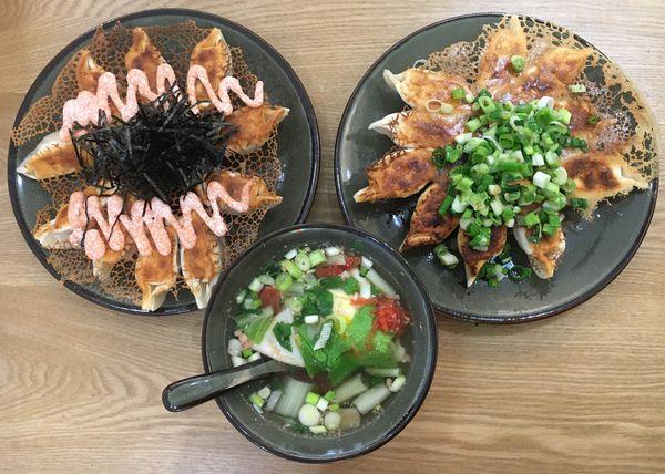 做食豔脆皮煎餃 (已歇業)