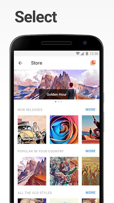 #3. Prisma (Android)