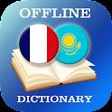 French-Kazakh Dictionary icon