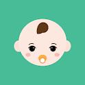 아기성장발달계산기 icon