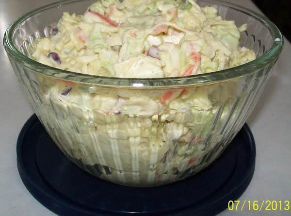 Simple Summer Slaw Recipe