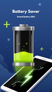 Battery Saver Pro – Fast Charging & RAM Cleaner 5