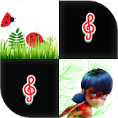 Laura Marano Piano for Ladybug