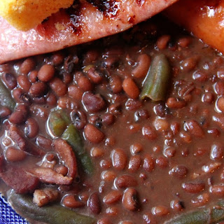 Southern Field Peas and Snaps Recipe