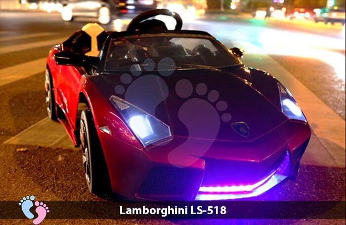 Xe hơi điện trẻ em LS-518 5