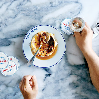 Petit Trois's French Onion Soup
