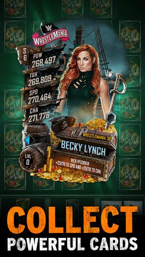 WWE SuperCard u2013 Multiplayer Card Battle Game apktram screenshots 2