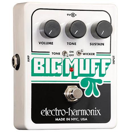 Electro Harmonix Big Muff PI w/ Tone Wicker