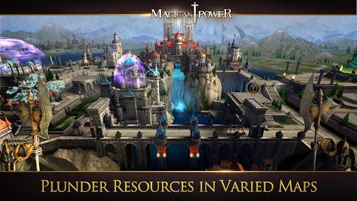 Magic vs Power  captures d'u00e9cran 1