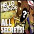 All Secrets For Hello Neighbor Game