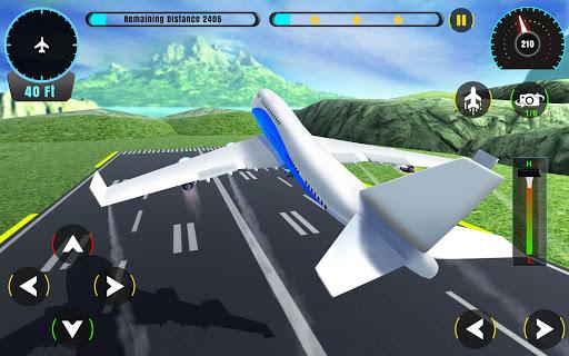 Airline Flight Pilot 3D: Flight Simulator Games 1.4 screenshots 1