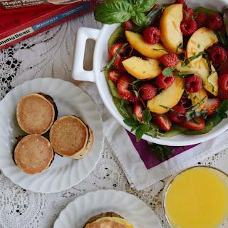 Summer Fruit Salad with Jimmy Dean Breakfasts Recipe