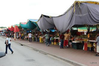 Photo: Puerto de frutos que llegan de Venezuela