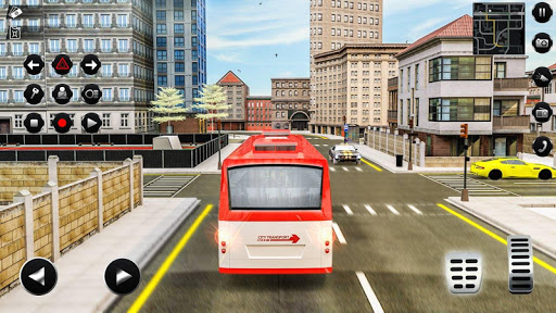 Passenger Bus Taxi Driving Simulator 1.6 screenshots 8
