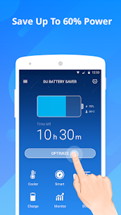 DU Battery Saver – Battery Charger & Battery Life 1