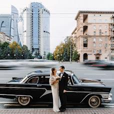 Fotografo di matrimoni Slava Semenov (ctapocta). Foto del 07.04.2019