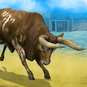 Angry Bull Attack Simulator icon