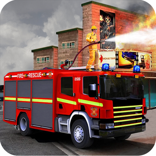 American FireFighter City Rescue 2018 (game)