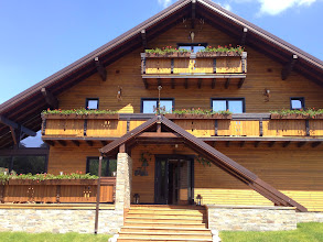 Photo: Domeniul Cerbilor Chalet - also one of the sponsors. More action here possibly next year...
