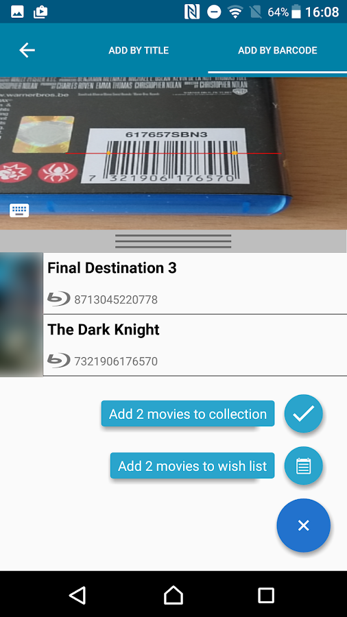 CLZ Movies - Movie Database- screenshot