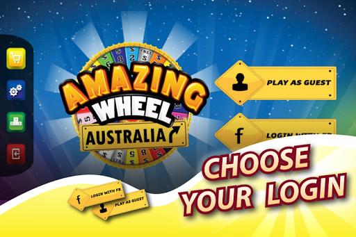 Amazing Wheel OZ -Word Phrase