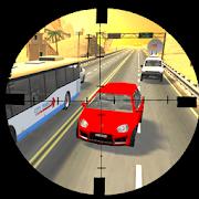 Traffic Sniper : Shooting