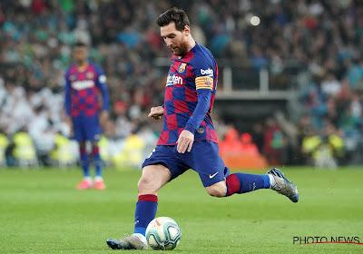 🎥 Le nouveau record personnel de Lionel Messi en images