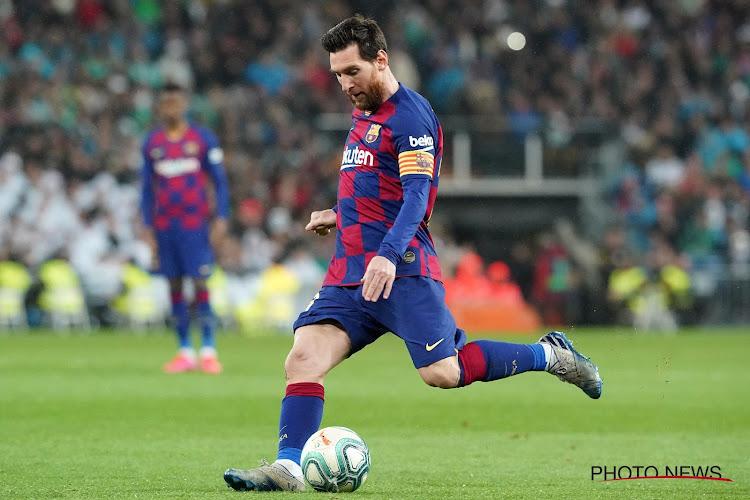 🎥 Messi breekt op bizarre wijze het ooit onhaalbaar gewaande record van Pelé maar dat volstaat niet voor Barça