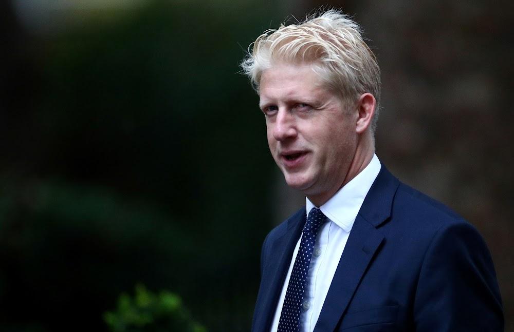 Boris Johnson se broer bedank as Britse parlementslid