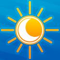 Solunar Diagram icon