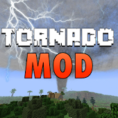 Tornado Mod for Minecraft Pro!