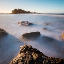 Clouds? by Geoffrey Wols - Landscapes Waterscapes ( beach, water,  )