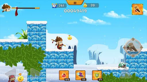 Angry Monk The Real Fighter 3.4 screenshots 1