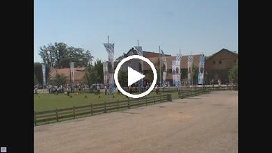 Video: Das Platzschiessen begann mit den Kanonen