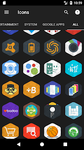 Wenpo - Icon Pack Screenshot