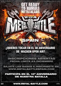 woa metal battle spain