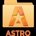 Gestor de Ficheiros ASTRO icon