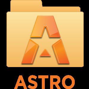 ASTRO Administrador de Archivo  |  Explorador de Archivos