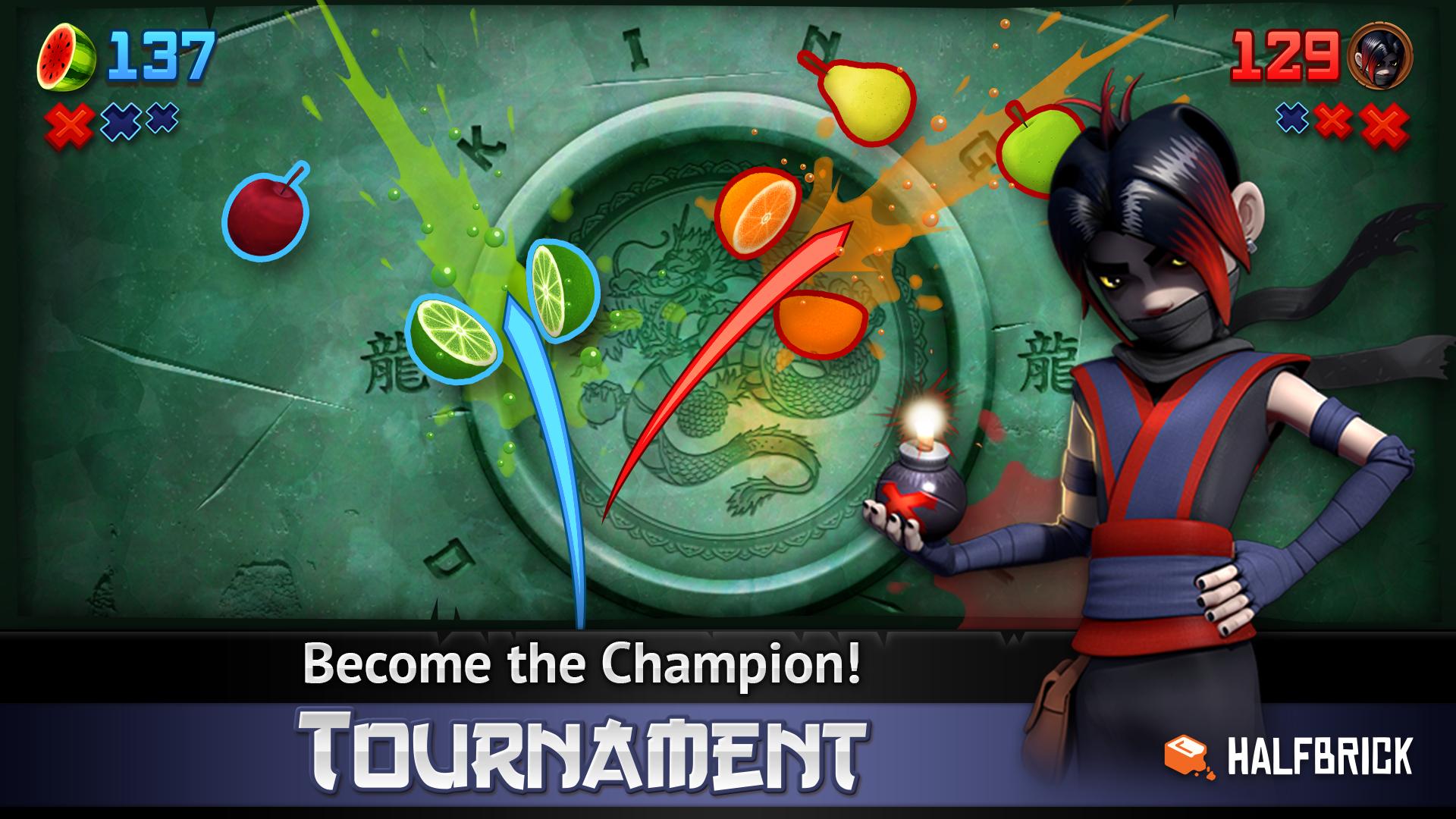 Fruit Ninja screenshot #7