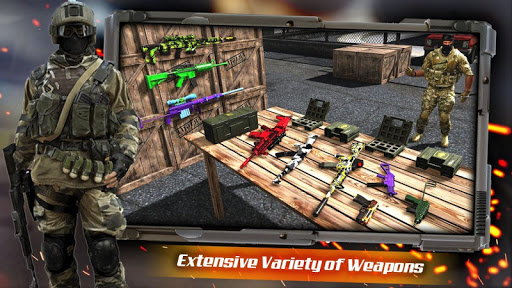 Call for Counter Gun Strike of duty mobile shooter 2.2.16 screenshots 7