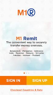 M1 Remit - náhled