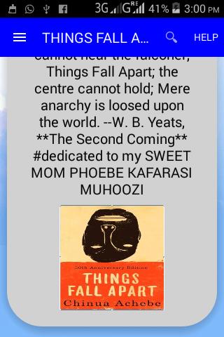 Things Fall Apart screenshot 1