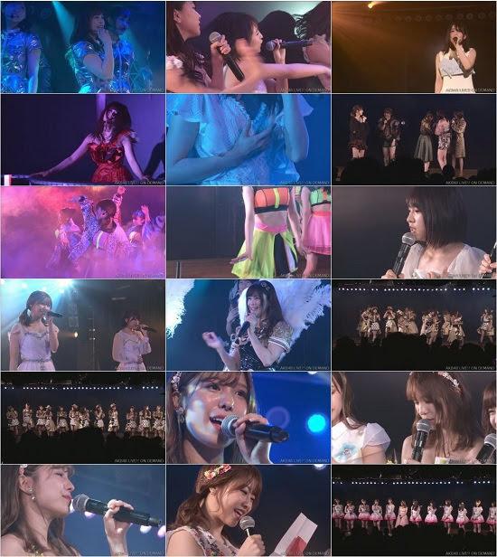 (LIVE)(720p) AKB48 チームA 「M.T.に捧ぐ」公演 千秋楽 小嶋菜月 卒業公演、白間美瑠・宮脇咲良を送る会 Live 720p 180516