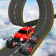 3D Grand Monster Truck Stunts Driver