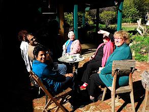 Photo: Old friends at the Croft's house, Mahagony Creek, WA