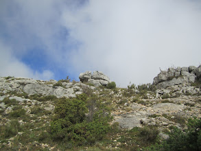 Photo: Nice rock formations at Gourdon